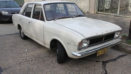 Ford Cortina II