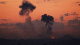 Israeli-airstrike-attacks-on-Gaza-Strip