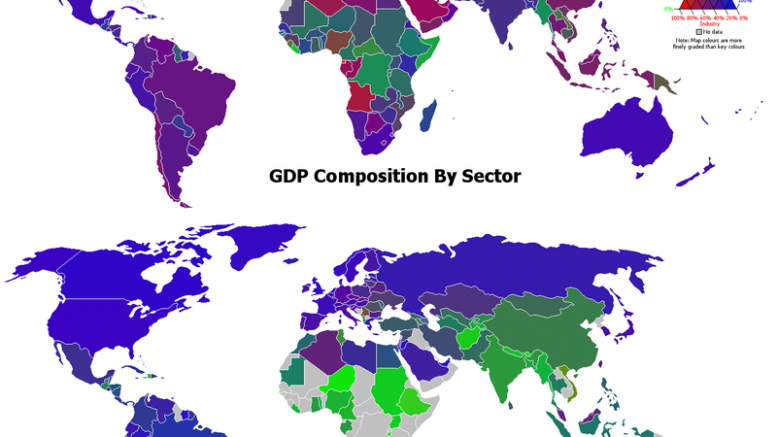 Gdp-and-labour-force-by-sector
