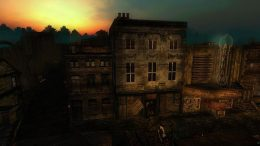 Innsmouth_at_sunset