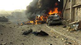 Waziriya Autobombe Irak