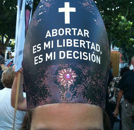 Protesta_papa_aborto