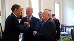 Obama-Gorbacev