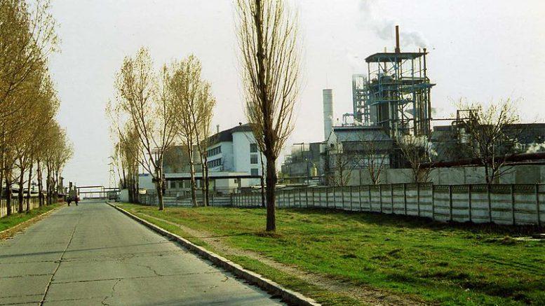 Bacău_Industrial_Plant
