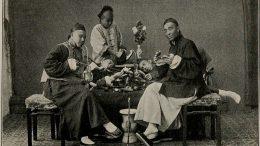 Opium_smoking
