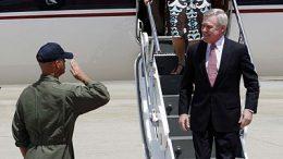 Secretary_of_the_Navy_Ray_Mabus_and_his_wife,_Lynne,_arrive_at_Kadena_Air_Base,_Okinawa,_Japan,_Aug._28,_2009