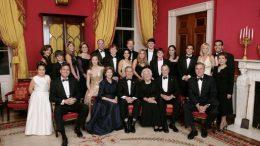 Bush_immediate_extended_family