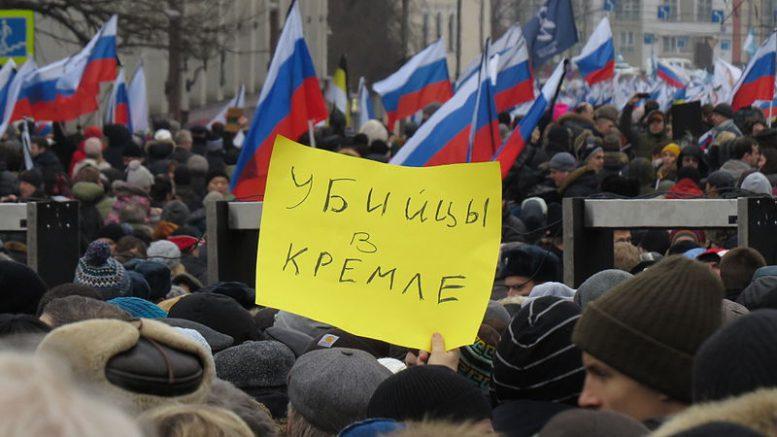 Russia, Ucraina, Boris Nemtsov