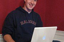 Un sorriso da furbastro: Mark Zuckerberg