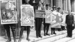 Berlin, Propaganda zur Reichstagswahl