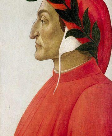 Dante Alighieri di Sandro Botticelli