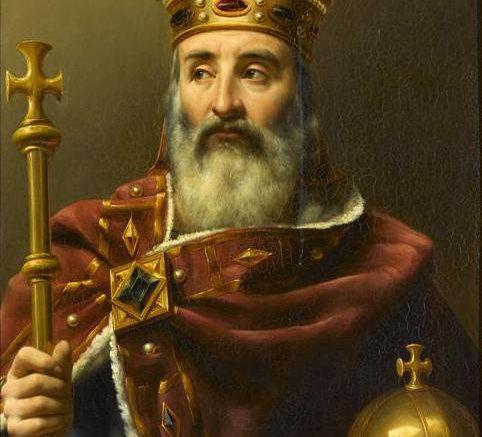 Louis-Félix_Amiel_-_Charlemagne_empereur_d'Occident_(742-814)