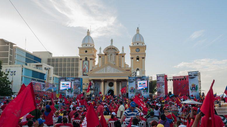 PSUV, Venezuela