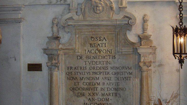 Tomba di Jacopone
