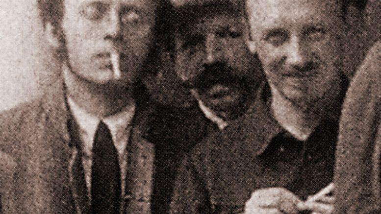 Radek-and-Bukharin-2nd-Congress-1920